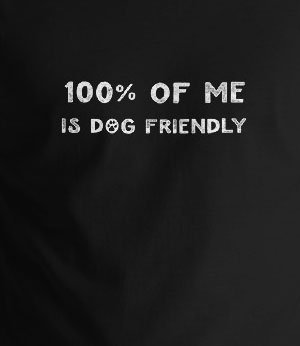100% dog-friendly