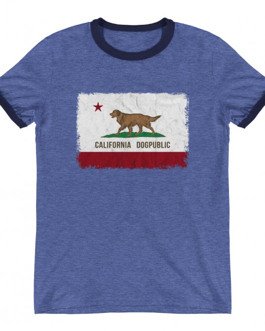 california-dogpublic-flag-NEW-golden_mockup_Front_Wrinkled_Heather-BlueNavy