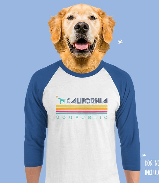 california-dogpublic-retro-royal-raglan