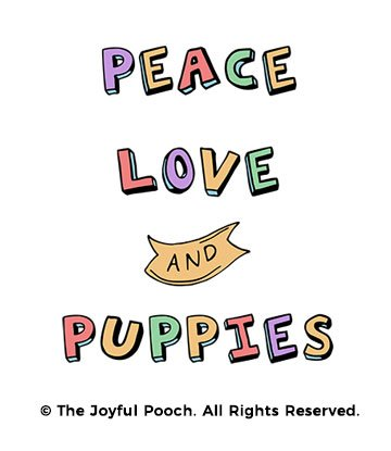 design-close-up-peace-love-puppies-colorful-block