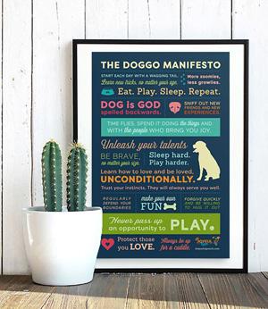 The Doggo Manifesto